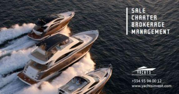 Yachts Invest 2017 Sale Brokerage Charter Management