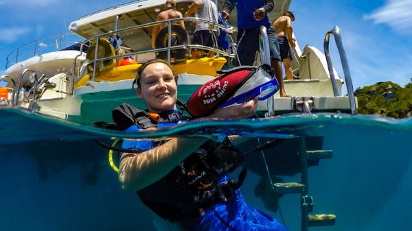 Koh Samui Try Diving