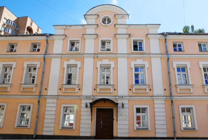 Our headquarter in Moscow