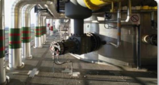 Gas Durchflussmesser für die Chemie