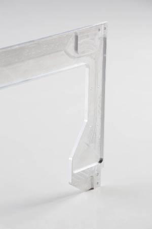 CNC Alluminium milling