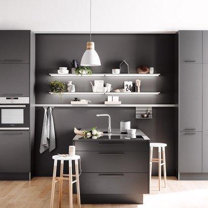 Küche, Design