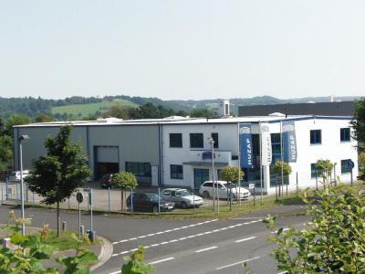 Firmensitz in Hennef