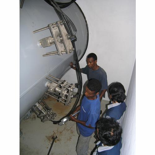 Messung Wasserkraftwerk