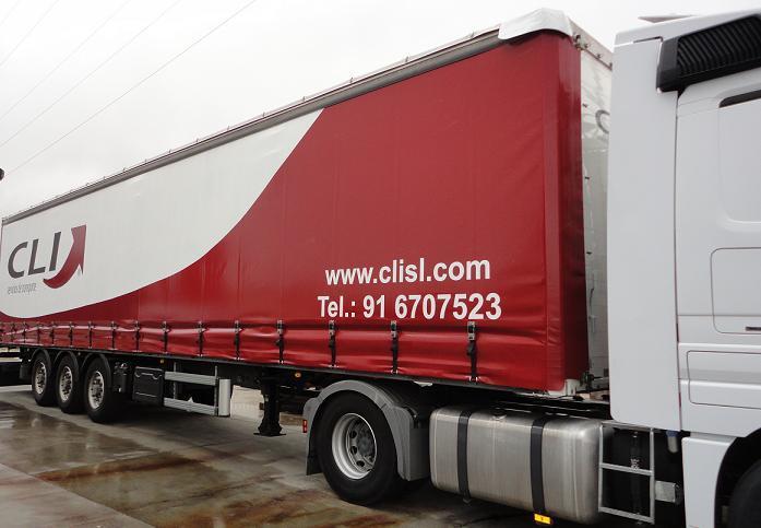 Transportes por carretera nacional e internacional