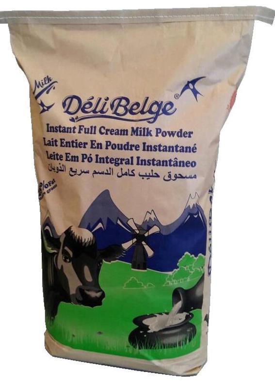 DeliBelge full cream milk powder