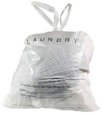 Bolsas plásticas y Bolsas para lavanderías