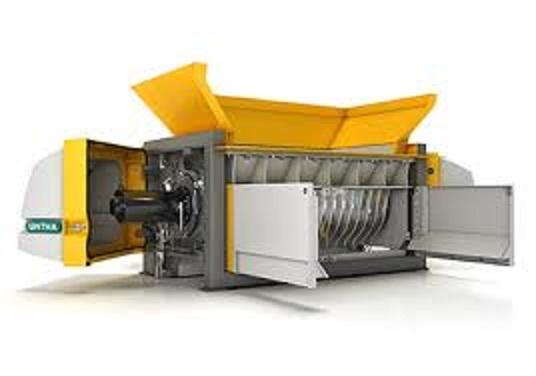 Next Generation UNTHA XR: The smarter way to shred waste