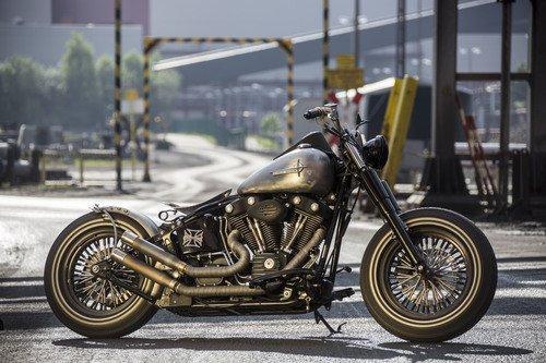 Harley Davidson Umbauten