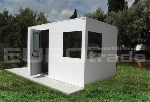 Bulletproof Guard House