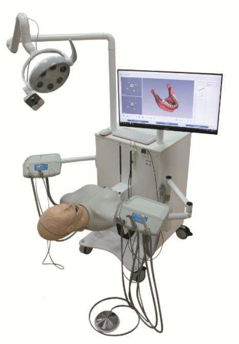 Leonardo Dental Simulator