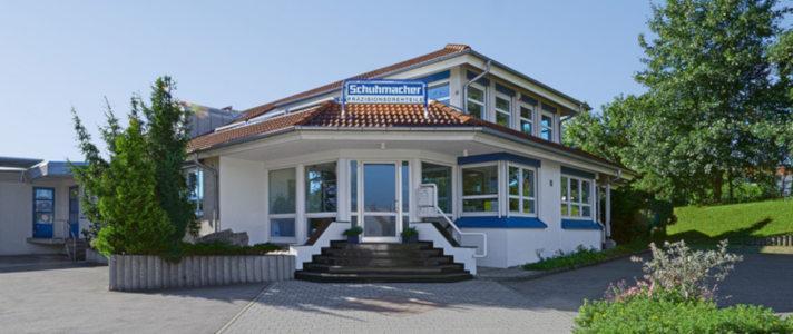 Schuhmacher Präzisionsdrehteile GmbH
