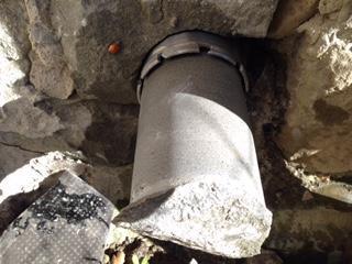 Carotaggio su pietra e cemento armato