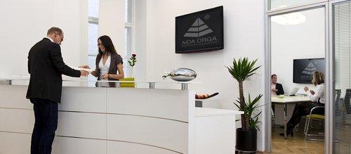 AIDA Besucherverwaltung