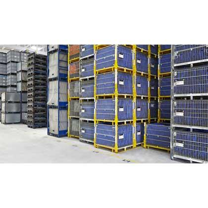 Logística para depósitos de mercancías