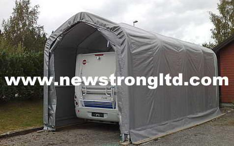 TSU-2027 (middle size shelter, boat shelter, big cars carport)