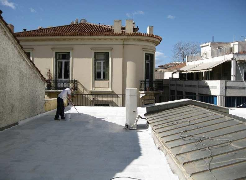 Polyurethane coating for waterproofing (2-component)