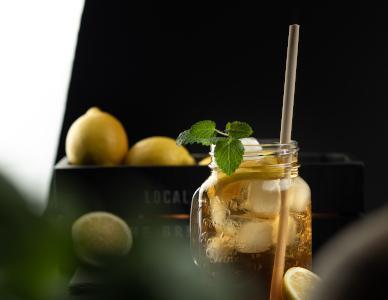 Strawmee Trinkhalme aus Pflanzenfasern