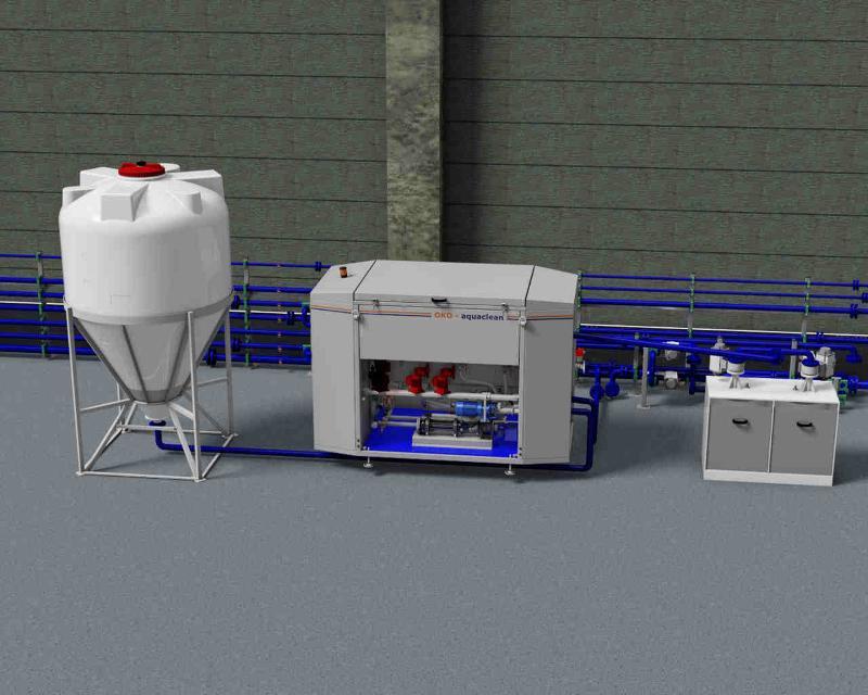 Emulsionsspaltanlage OKO-aquaclean