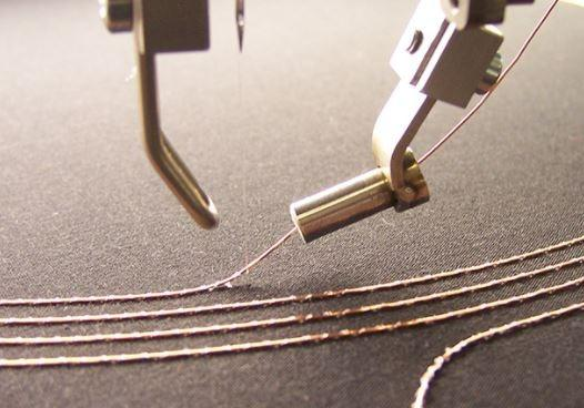 Technische Stickereien