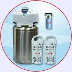Flüssigsauerstoff Geräte Homecare