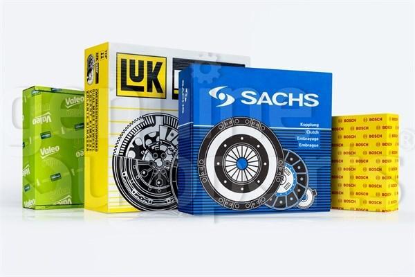 IAM/OEM automotive parts from Sachs Luk Bosch Valeo