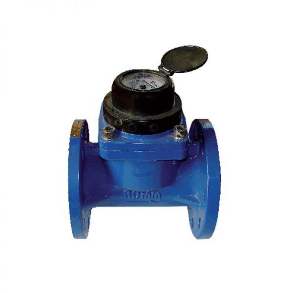 woltman bulk flanged water meters