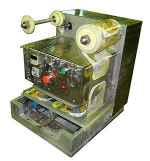 Semi-automatic tray sealing machine ВЕГА