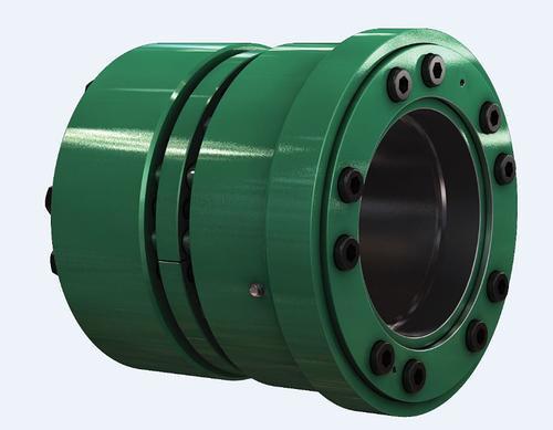 TAS shaft coupling