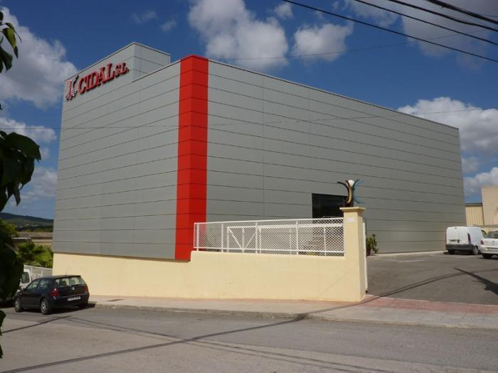 Edificio Sala Exposiciones