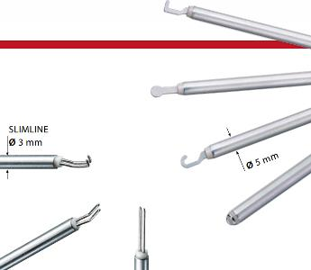 Bipolare Elektroden für die MIC