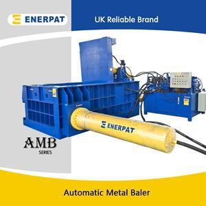 Scrap Metal Baler