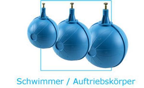 Schwimmer - Auftriebskörper