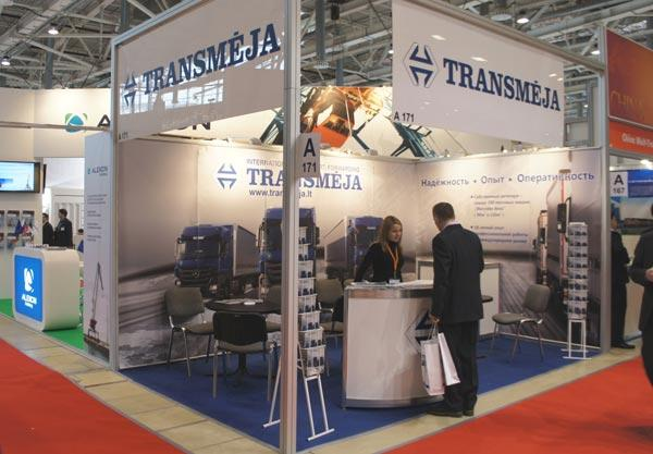 Transmeja, transport services