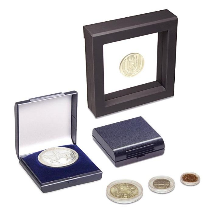 Coin Cases and Coin Packaging