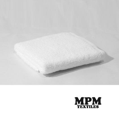 Hairdresser White terry Towel 100% cotton