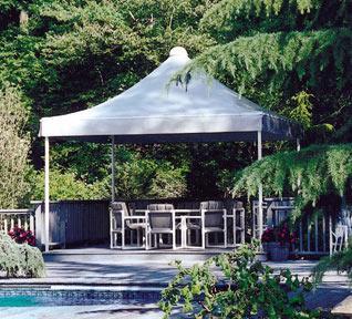 pagode abri de jardin