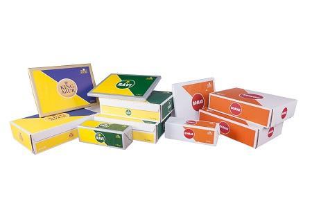 Bakery Margarine range