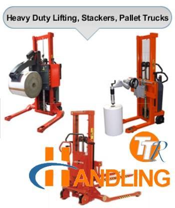 Elevatori bobine TTR Handling