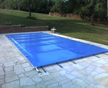 Bache de sécurité pour piscine
