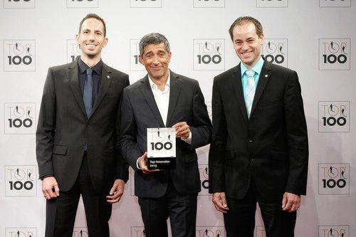 TOP 100 Auszeichnung