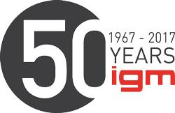 50 Jahre igm