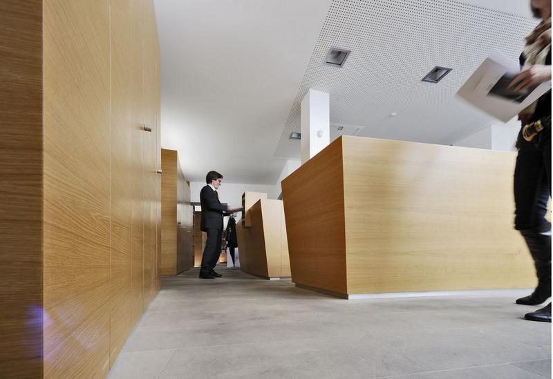 LO STUDIO LEGALE - DIE KANZLEI