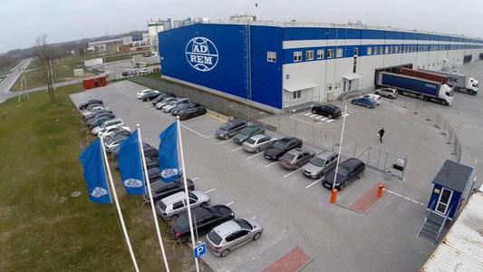 Transport warehousing shipping cargo Klaipeda Lithuania