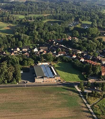 Luftbild HURTZ Nettetal