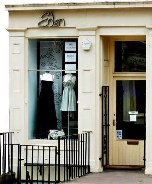 Eden, Stockbridge Fashion Boutique