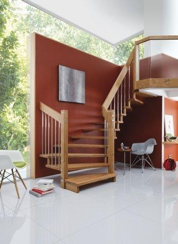 BUCHER Treppe