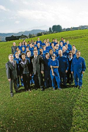 Das Stalder AG - Team