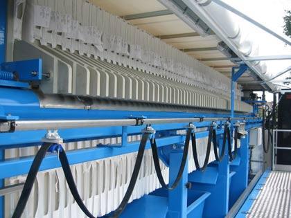 Fabricant de remorque de filtration