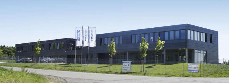 Firmensitz in Stadtallendorf